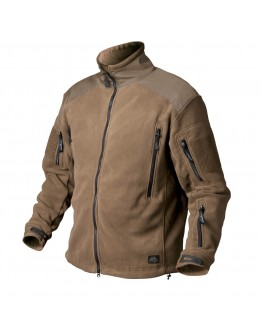 HELIKON-TEX LIBERTY JACKET - DOUBLE FLEECE COYOTE