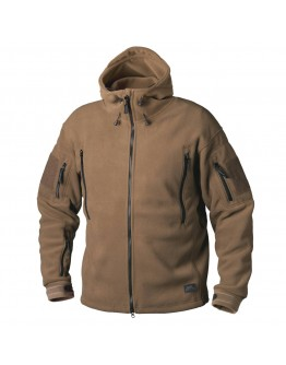 HELIKON-TEX PATRIOT JACKET - DOUBLE FLEECE COYOTE