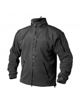 HELIKON-TEX CLASSIC ARMY JACKET - FLEECE BLACK