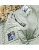 Куртка Аляска Husky MILITARY (NEW) Green bay / Green bay