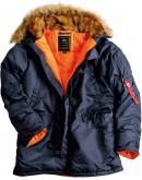Куртка Аляска N3B VF 59 Blue Orange